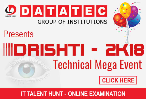 It talent hunt - for Juniors,Drishti - 2018 Technical Mega Event,datatec groups in mavelikkara kayamkulam